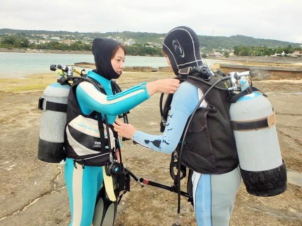 ダイビングライセンスを沖縄で