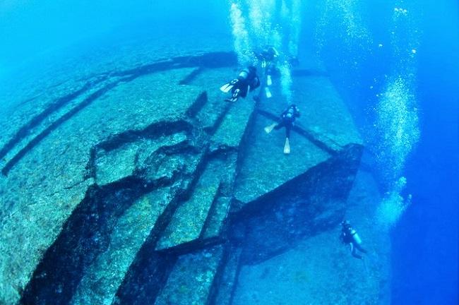 与那国ハンマーヘッドと海底遺跡ツアー2018