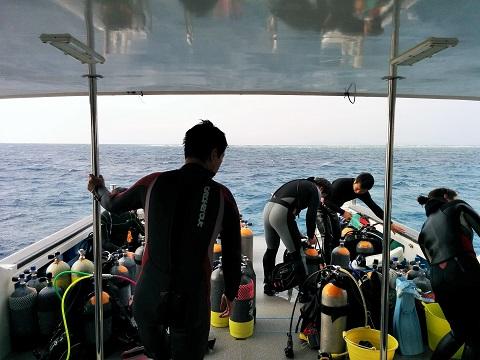 沖縄チービシ諸島 アドバンス