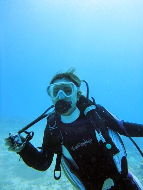 ダイビングゲストKさん