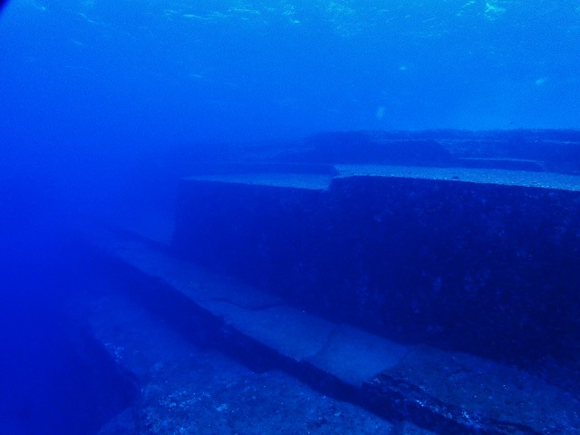 海底遺跡 古代の神秘!与那国ツアー その2