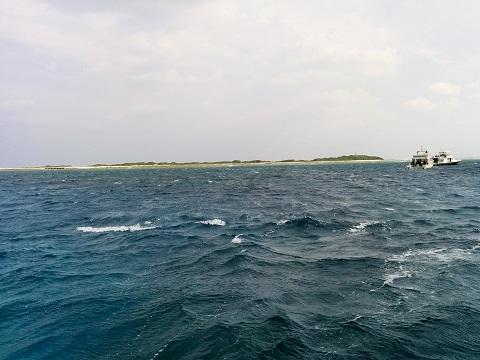チービシ諸島神山島