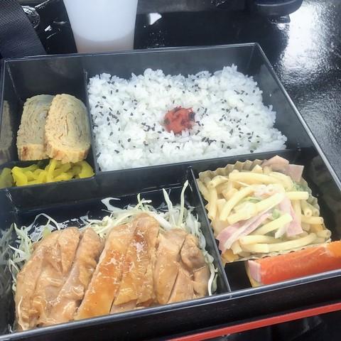 日本人向けのお弁当