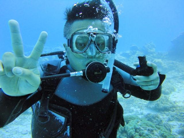 ダイビングゲストYさん