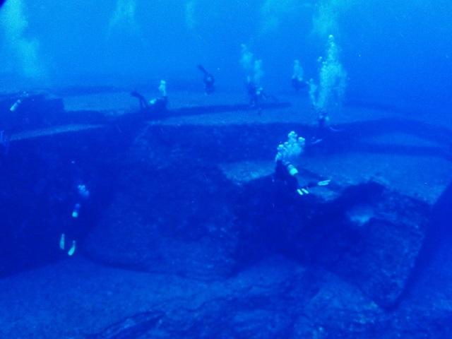 海底遺跡メインテラス