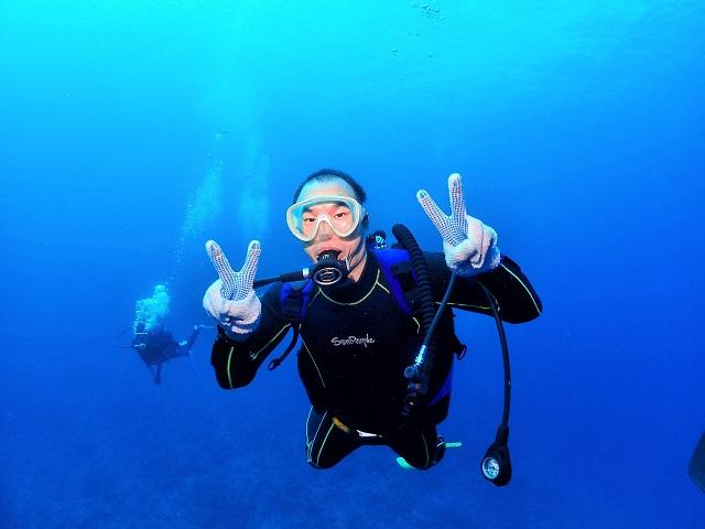 ゲストさん4 慶良間ダイビング