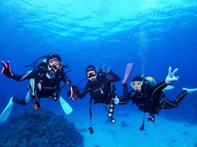 ゲストさん3 沖縄ダイビング
